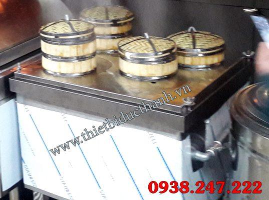 Bếp hấp Dimsum rẻ chất lượng cực tốt sản xuất tại Hà Nội