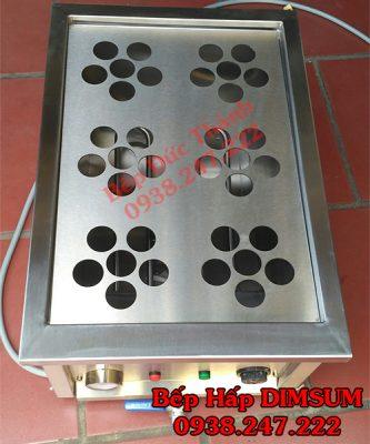bếp hấp dimsum điện để bàn
