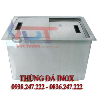 Thùng đá Inox giá rẻ tại Hà Nội